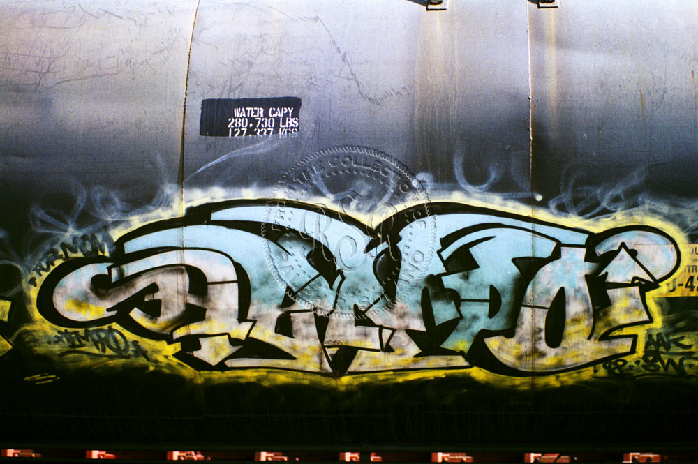 The Tempest Boxcar Graffiti Picture